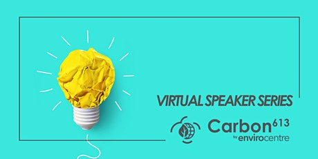 Carbon 613 Virtual Speaker Series - Kirstin Pulles from Efficiency Canada tickets