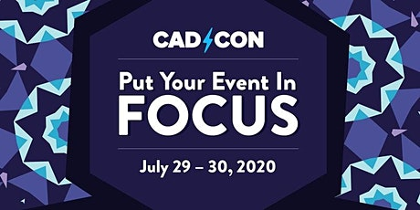 CadCon 2020 - CadmiumCD's Virtual Users Group tickets