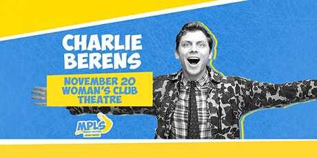 Charlie Berens tickets