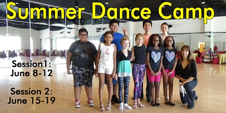 All-Day Children Dance Camps for Boys and Girls in Houston tickets