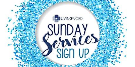 Sunday Service - 9:00am on 5/31/2020 tickets