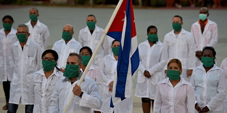Cuba: an internationalist response to the COVID-19 global health crisis tickets