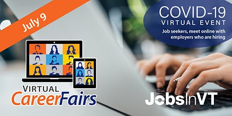 Virtual VT Career Fair tickets