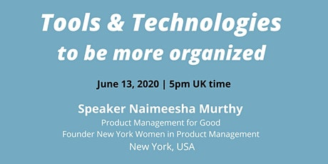 Tools & Technologies to be more organized tickets