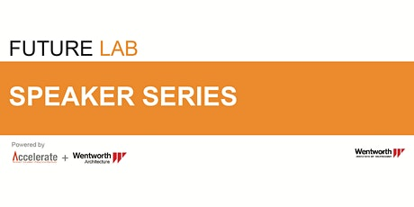 Future Lab Speaker Series   Kristian Kloeckl, NU tickets