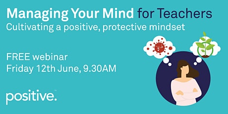 Managing Your Mind for Teachers: Part 4 tickets