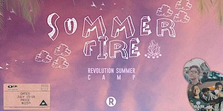 Summer Fire tickets