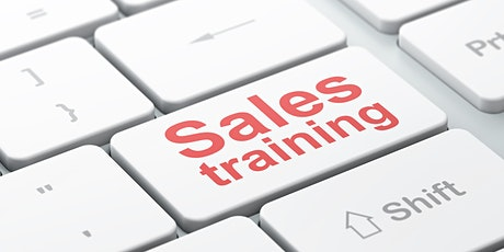 SALES TRAINING - How To Sell Anything and Sell Everything tickets