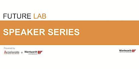 Future Lab Speaker Series   Jose de Santos, Future Cities tickets