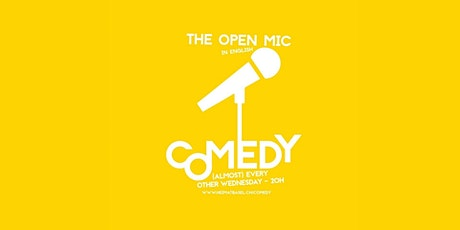 The Open Mic - 10th June tickets