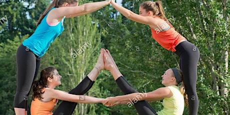 Teens & Tweens Yoga tickets