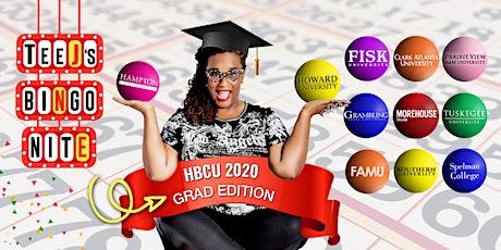 HBCU 2020 GRAD BINGO tickets