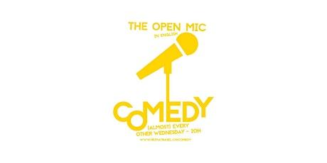 The Open Mic - 24th June biglietti