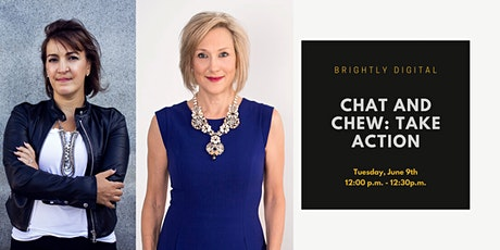 Chat and Chew: Take Action tickets