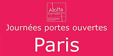OUVERTURE PROCHAINE - Journée portes ouvertes-Paris billets