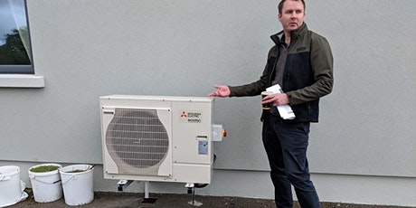 Retrofitting Domestic Heat Pumps - methods and lessons from Ireland tickets
