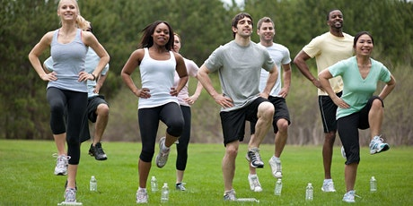 WORKOUT WITH A CERTIFIED PERSONAL TRAINER tickets