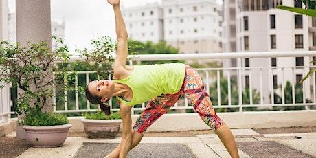 Yoga auf der Hochstraße Tickets