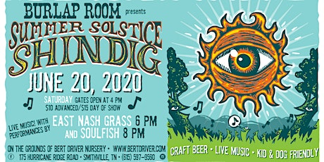 Summer Solstice Shindig tickets