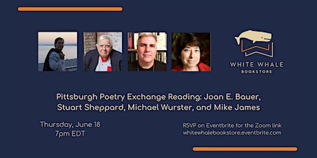 Pittsburgh Poetry Exchange Reading: Bauer, Sheppard, Wurster, James tickets