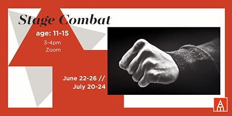 Stage Combat with Jeffery Colangelo -- July tickets