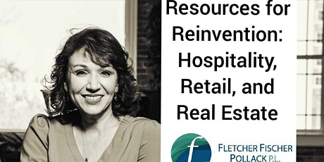 Resources for Reinvention - Hospitality, Retail & Real Estate Focus tickets