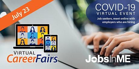 Virtual ME Career Fair tickets