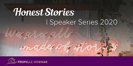 Honest Stories | Your Why is Your Real Estate tickets