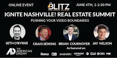 IGNITE NASHVILLE! Real Estate Summit tickets