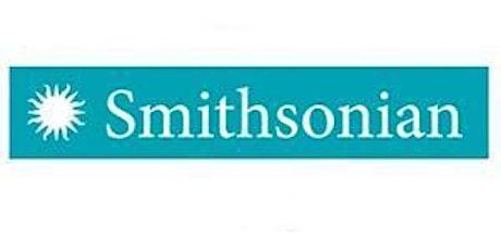 SAGE PARTNERS ONLY: Smithsonian Online Volunteering tickets