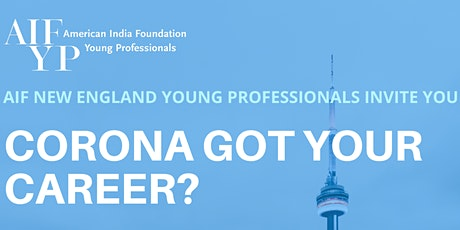 Corona Got Your Career? tickets