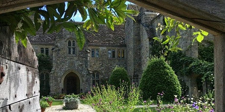 Timed entry to Nymans (8 June - 14 June) tickets