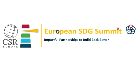 WEBINAR - One Network for the European SDG Summit tickets