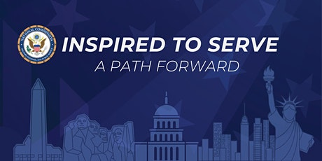 Inspired to Serve: A Path Forward tickets