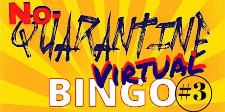 No-Quarantingo Community Bingo tickets