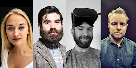Meet the experts - Immersive Media tickets