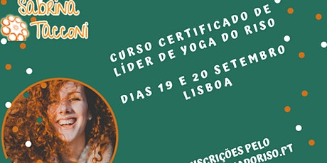 Curso Certificado de Líder do Riso Lisboa tickets