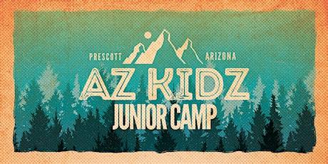 2020 AZ Kidz Junior Camp tickets
