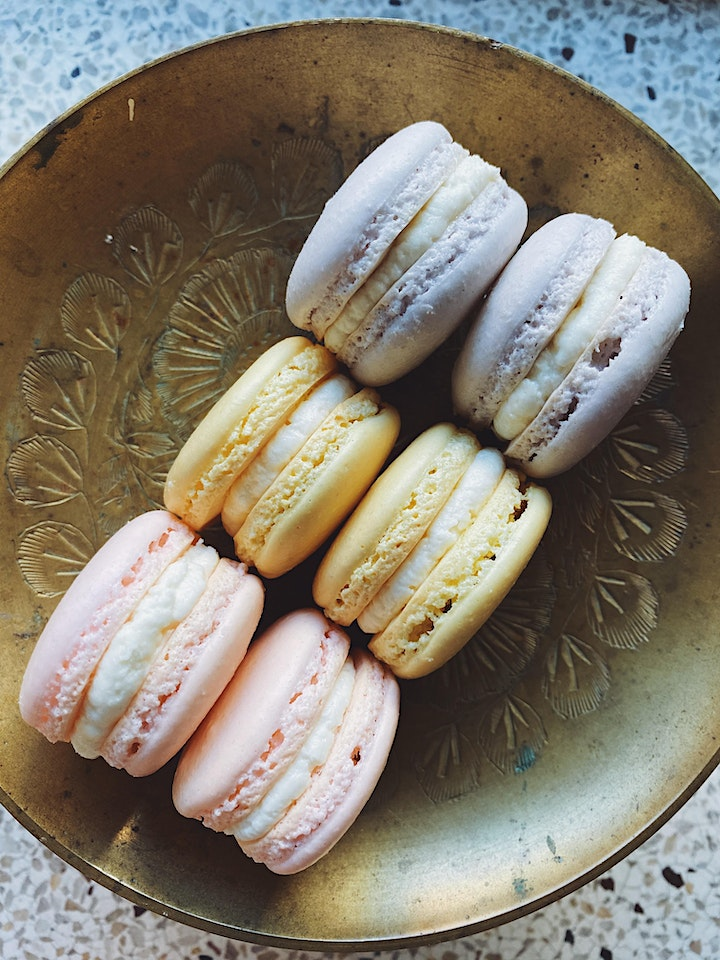 Online Baking Workshop: French Macaron  and Ganache Filling image