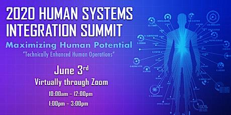 Human Systems Integration Summit tickets