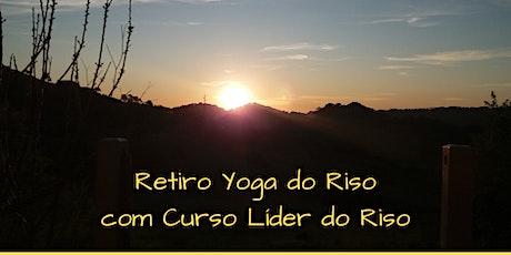Retiro com Certificação de Líder de Yoga do Riso bilhetes