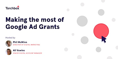 Making the most of Google Ad Grants entradas