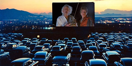 Saturday Dinner and Silent Drive-in Movie tickets