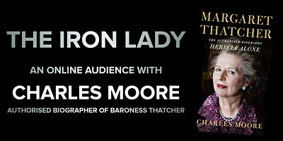 An Online Audience with Charles Moore