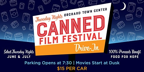 Drive-In at The Orchard: Hook tickets