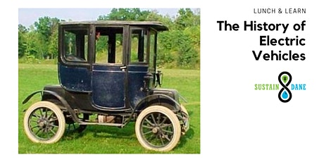 History of Electric Vehicles Virtual Lunch & Learn tickets