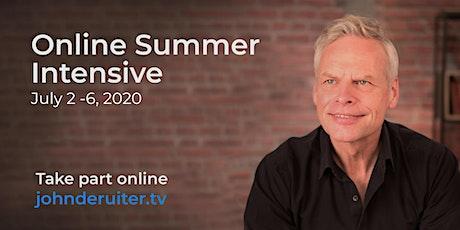 Online Summer Intensive 2020 with John de Ruiter tickets