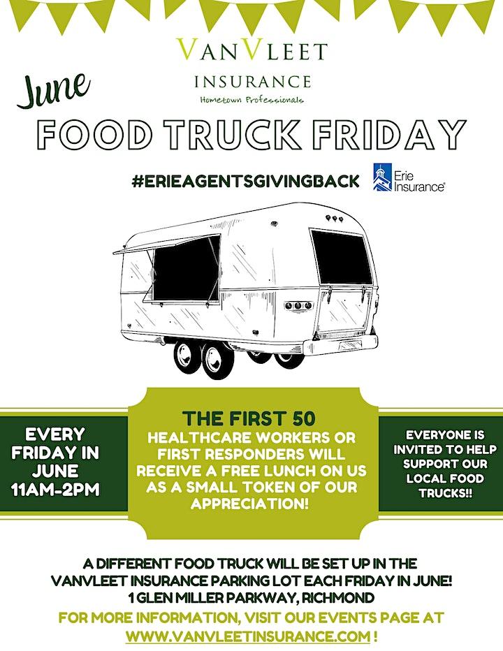 Food Truck Friday - JUNE image