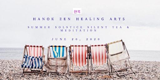 June Summer Solstice Silent Tea and Meditation