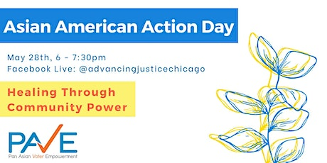 Asian American Action Day 2020 tickets